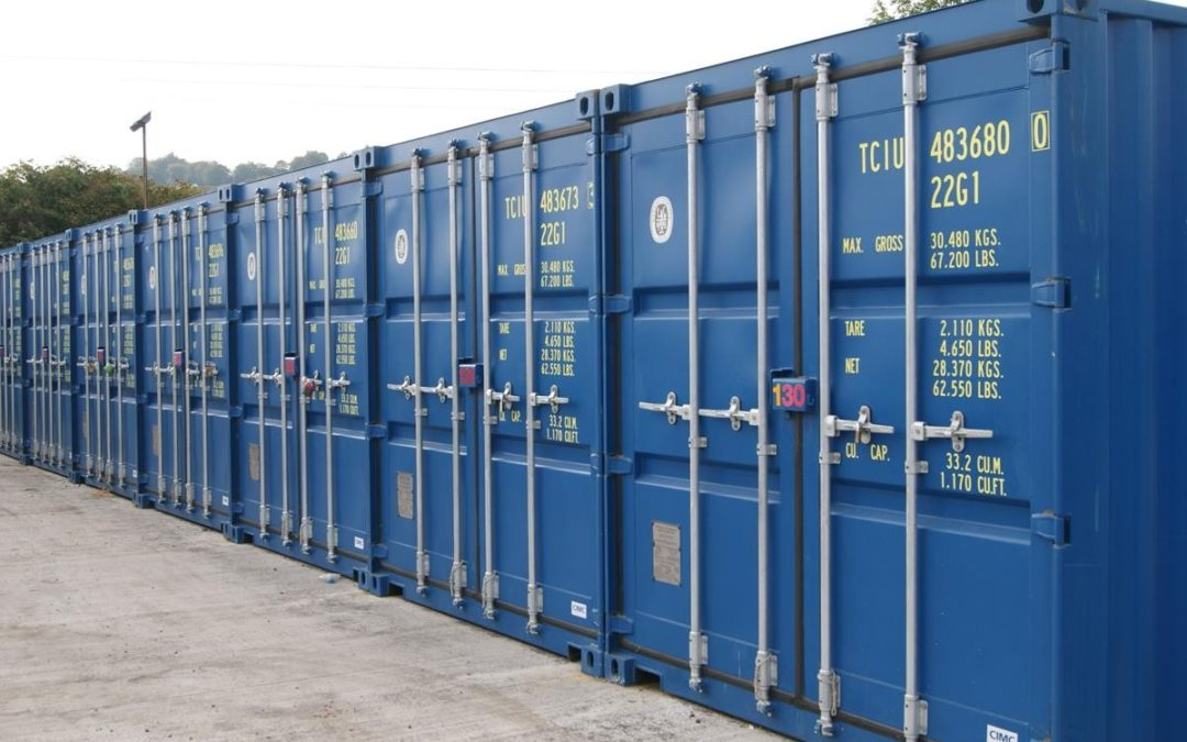 BlueBox Storage Westmeath