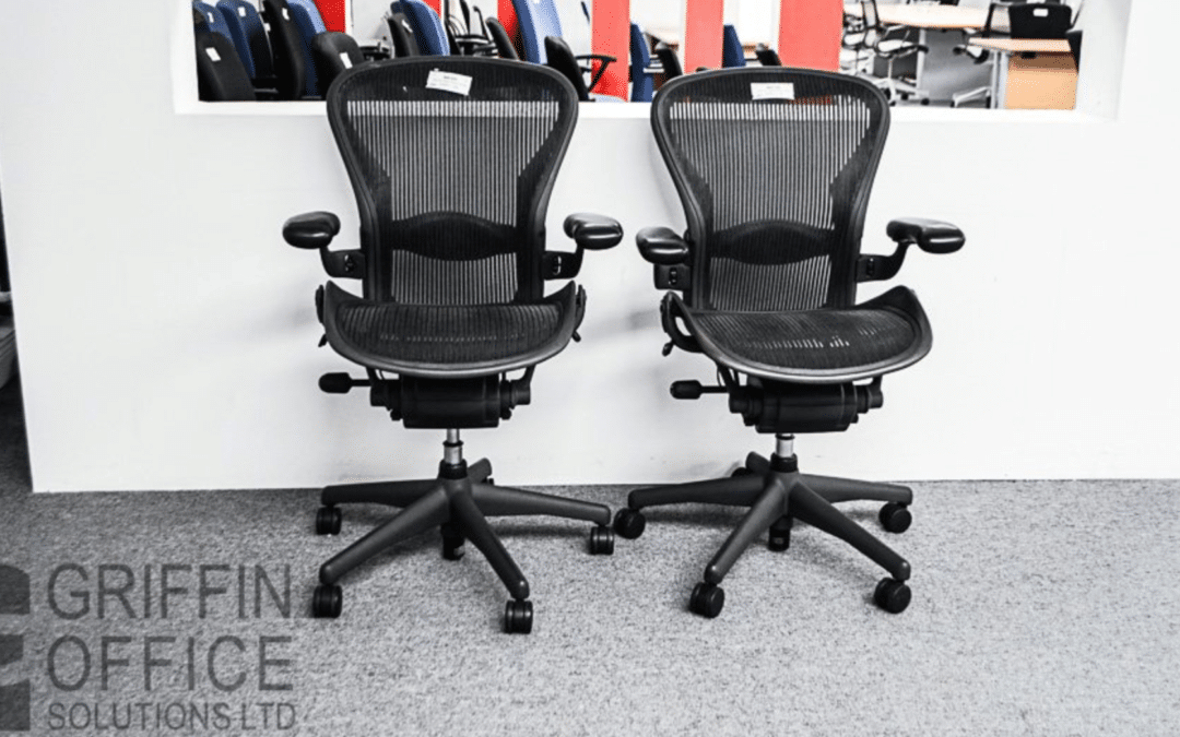Part Two: The main features of the Herman Miller Aeron Chair  – Seat Height