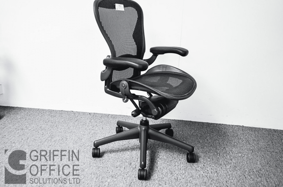 Part three: Main features of the Herman Miller Aeron Chair  – Lumbar Support