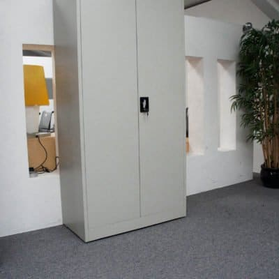 Two Door Steel Storage Locker
