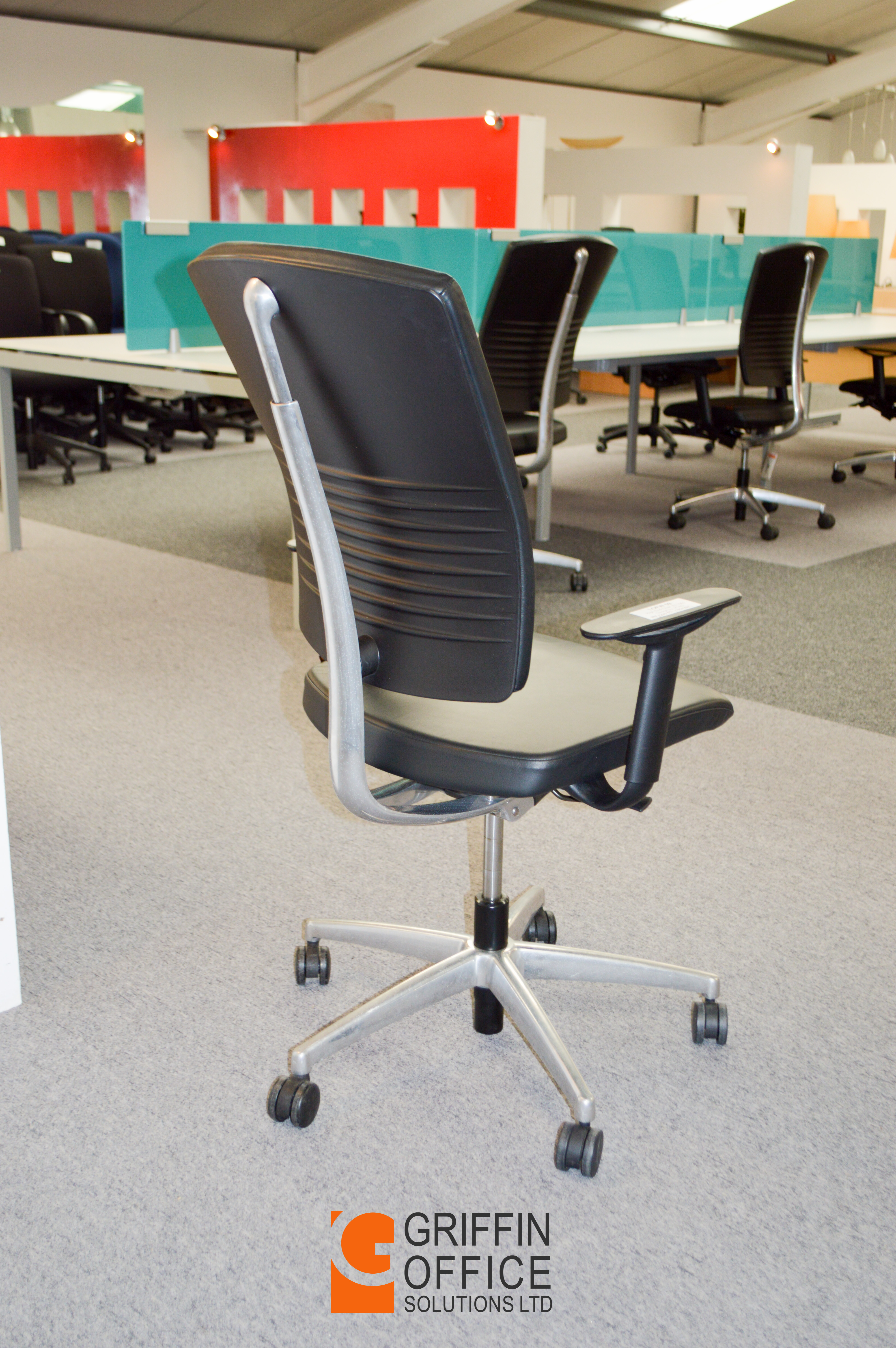 Sitag Swivel Chair Available Now At Griffin Office Solutions