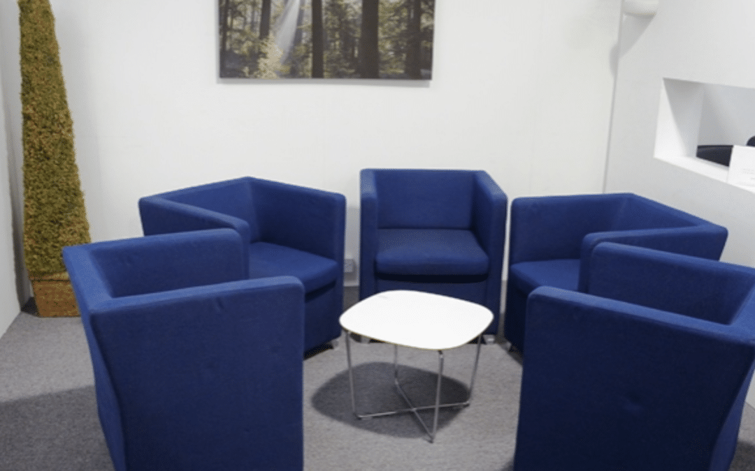 How to improve your office waiting room this year