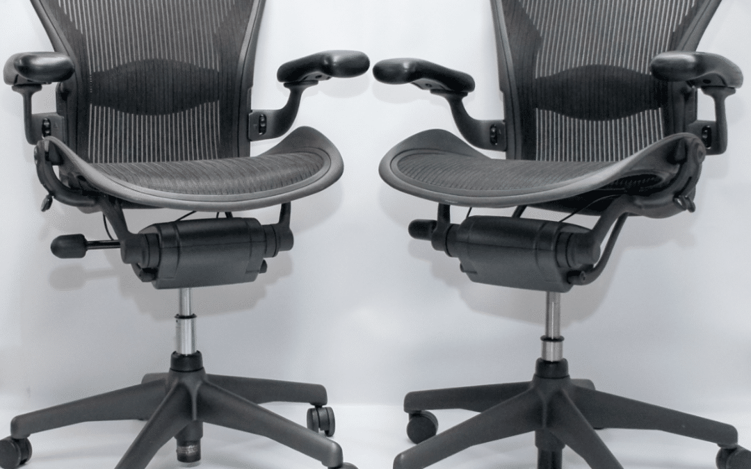 The main features of the Herman Miller Aeron Chair