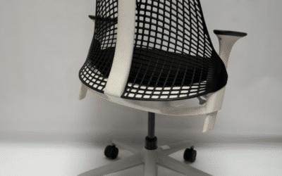 Herman Miller Sayl Chair part 2