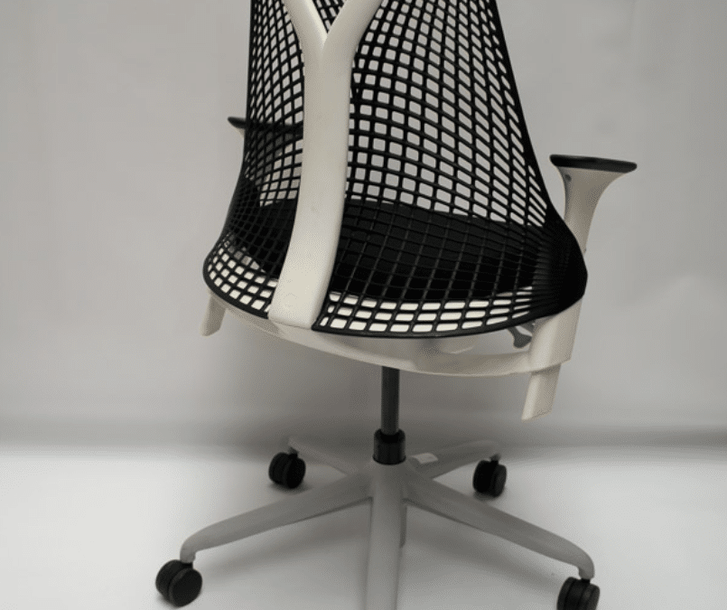 Herman Miller Sayl Chair part 2