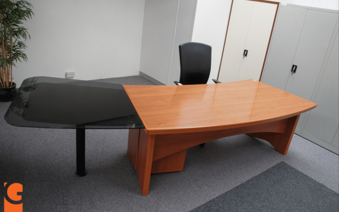 What your office needs! Cherry Suite