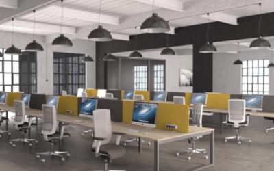 New Desks part 2 – Switch, Leap