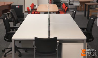 Four person bench system