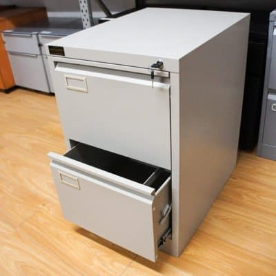 2 drawer filling cabinet