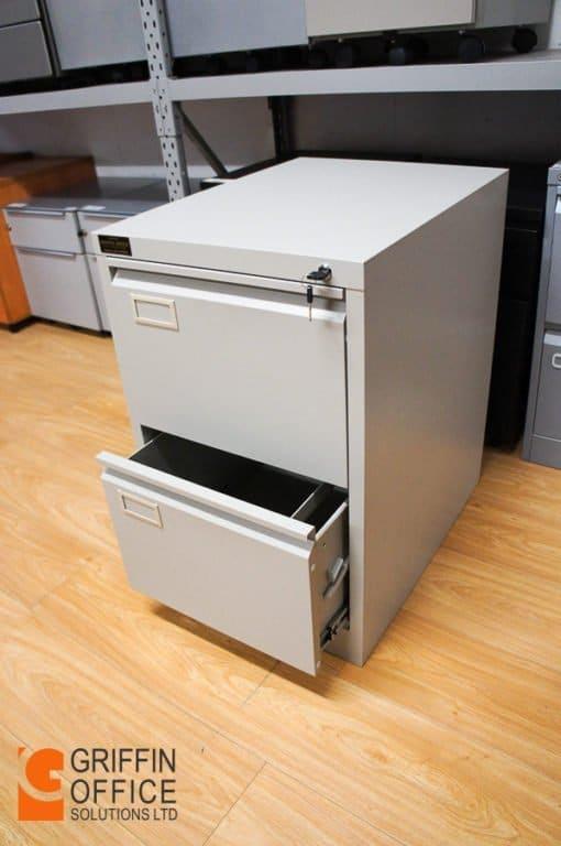 2 drawer filling cabinet