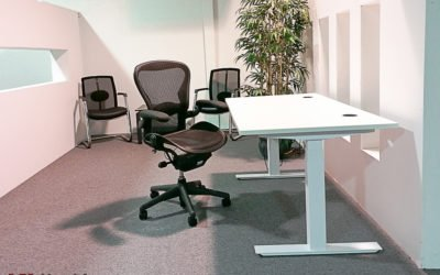 How to make your work space feel bigger part II