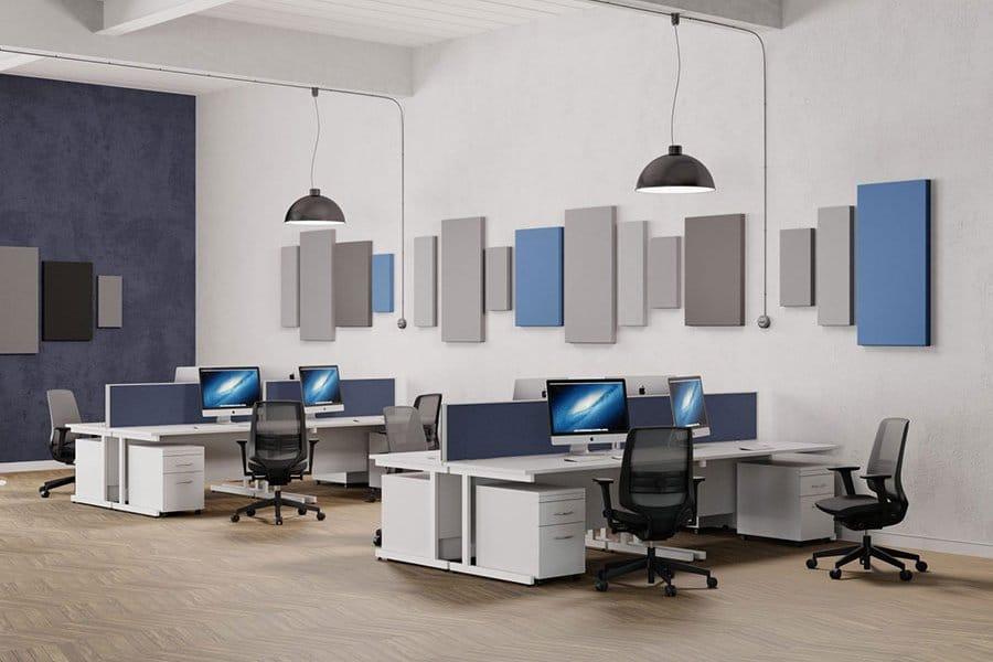 Ashford Range Office Desking Griffin Office