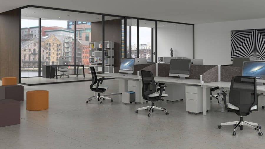 Kito X Steel Pedestals Office Storage Furniture Griffin Office