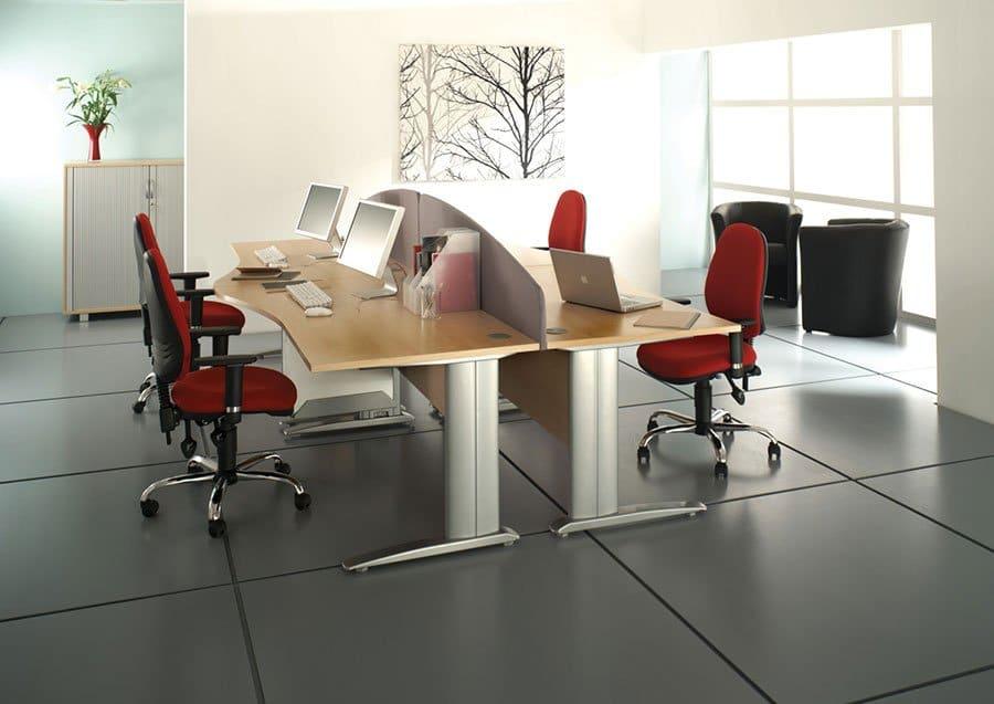 Komo Range Flexible Office Desking System Team Griffin Office