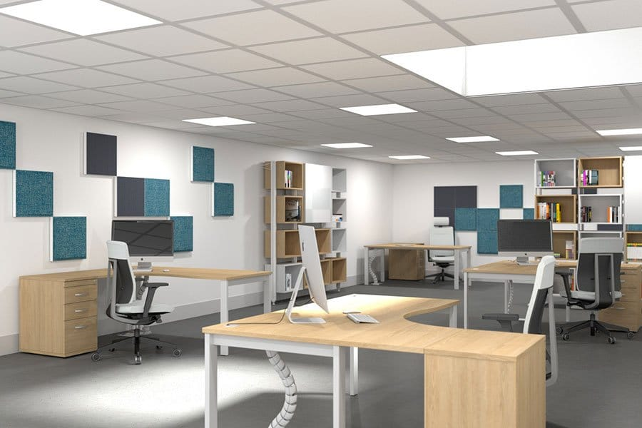 Switch Range Versatile Desking System Ergonomics Griffin Office
